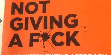 Book Review: The Subtle Art of Not Giving a Fuck, Mark Manson