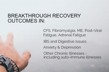 Chronic Illness (CFS, ME, FM Fibromyalgia)